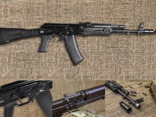 """بدأت مؤسسة """"كلاشينكوف"""" في بيع بندقية """"سيغا م ك"""" المحدثة"""