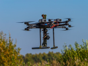 UIMC has presented plans for a new multicopter attack system