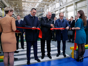 "Concern ""Kalashnikov"" Launched a New Smithery Production"