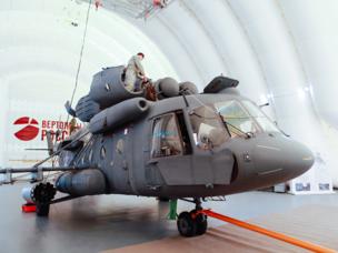 «Рособоронэкспорт» поставит в Перу мобильный центр обслуживания вертолетов
