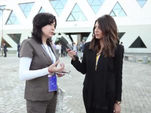 Интервью с Альфией Зайнуллиной