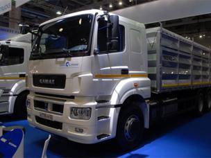 KAMAZ und Daimler haben den Bau eines Fertigungswerkes für Fahrerhäuser begonnen