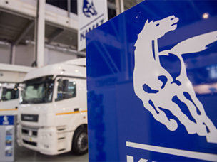 KAMAZ-master fully tested its new bonneted truck