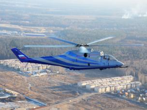 La compañía Helicópteros de Rusia planea la producción en serie de un helicóptero avanzado de alta velocidad para el año 2022