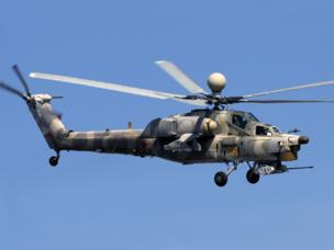«Вертолеты России» принимают участие в выставке ADEX 2016