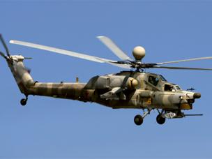 Les hélicoptères Russes auront des pales en matériaux composites