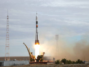 Kuznetsov-designed engines rocket away the Soyuz TMA-18M