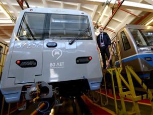Rostec entwarf einen Autopiloten für die U-Bahn