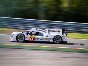 Shvabe equipment helped secure Porsche's victory in France