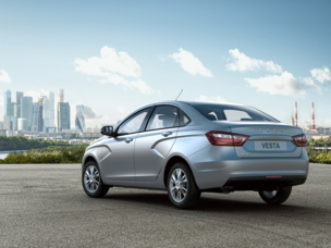 LADA Vesta: «The best product of the year» according to RAF2017
