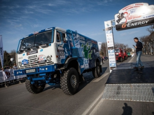 KAMAZ Master Makes a Strong Bid to Win Khagan's Gold