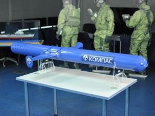 OPK underwater robot navigates without GLONASS