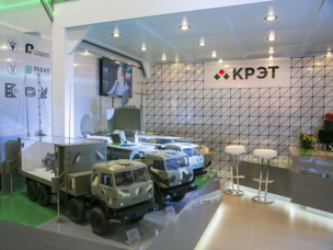KRET has held talks with foreign military partners