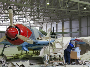 Rosoboronexport is helping restore World War II era aircraft