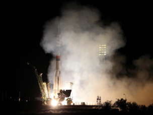 Engines from Kuznetsov successfully worked during the spacecraft liftoff