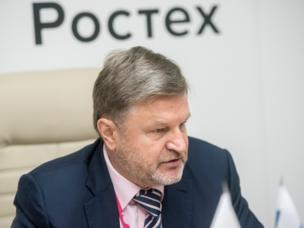 Виктор Кладов: «Бряцаньем санкциями мы не занимаемся»