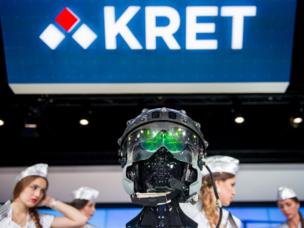 دخلت كريت ضمن أكبر 100 شركة للدفاع في العالم
