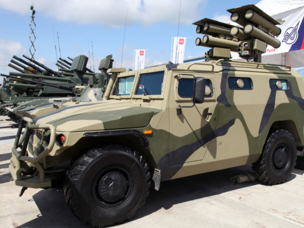 Rostec presents more than 750 weapon samples at IDEX 2017