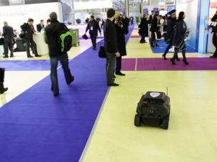 UIMC is testing robotic intelligence