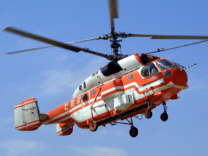 Russian Helicopters signs contract with China for delivery of 4 Ka-32A11BC helicopters