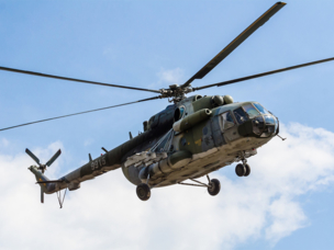 Russian Helicopters signed a contract with the Czech Ministry of Defense on the repair of Mi-8s