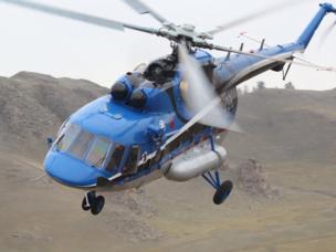 «Вертолеты России» передали заказчикам Ми-8АМТ в конвертируемом варианте