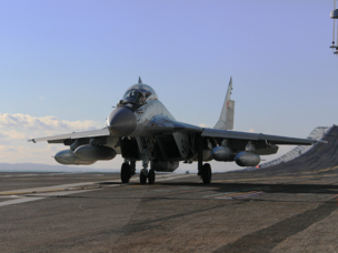 India replaces British fighters with MiG-29K
