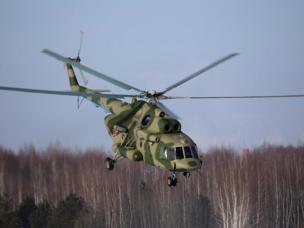 «Вертолеты России» передали Минобороны партию новых Ми-8МТВ-5-1