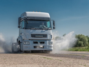 KAMAZ has outpaced foreign cars in sales