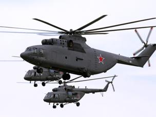 """ألكساندر ميخييف: تبلغ محفظة الطلبيات المؤكدة لشركة """"مروحيات روسيا"""" 500 آلة"""