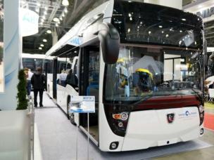 KAMAZ-6282 Electric Bus: Eco-Friendly Transport of Tomorrow