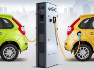 КРЭТ начинает выпуск станций для быстрой зарядки электромобилей