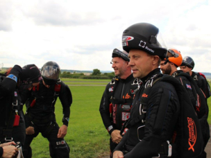 Russian National Skydiving Team Won Nine Medals