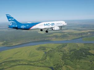 MS-21 recevra un certificat de type russe au milieu de l'année 2019