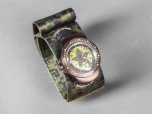 Rostec Presented Nuclear-Proof Watch