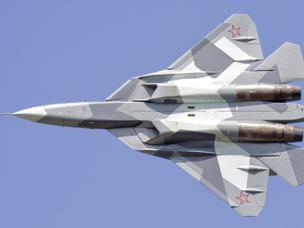 SU-57歼击机计划2018年列入装备