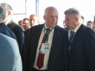 Сергей Чемезов посетил «Рампорт»