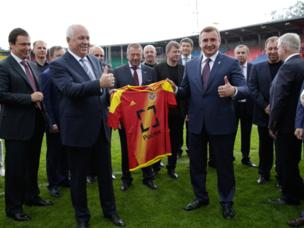 Ростех стал стратегическим партнером тульского «Арсенала»