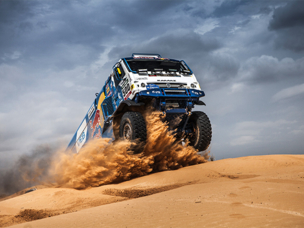 KAMAZ Master to take part in 6th Silk Road rally