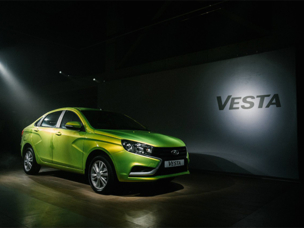 LADA Vesta Enters the Top 100 European Cars for the First Time Ever