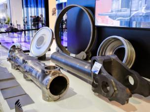 La société VSMPO-AVISMA livrera 5 tonnes de produits en titane pour l'industrie aéronautique à Farnborough