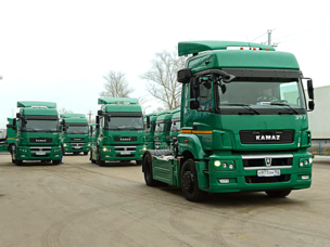 KAMAZ launches mass production of new models