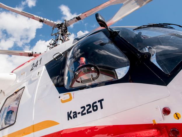 Russian Helicopters to test Ka-226T in Iran