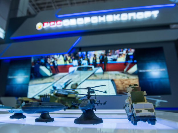 Rosoboronexport Actively Promotes Army Vehicle Mobile Maintenance Systems in the Global Market