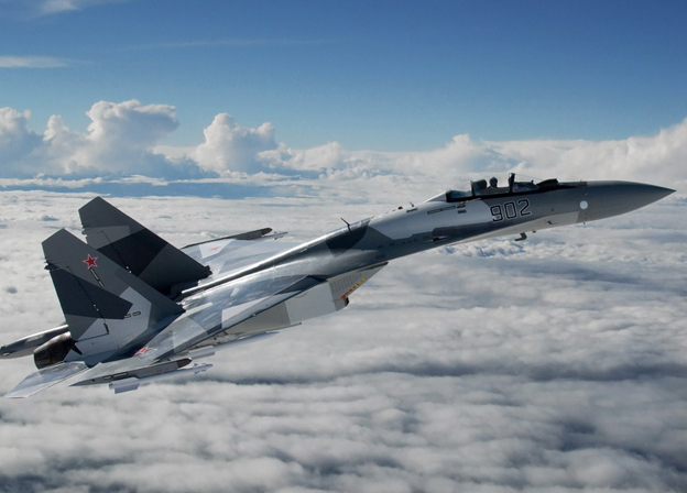 The UAE is interested in Russian Su-35 Fighters