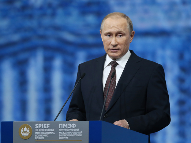Vladimir Putin: high-tech companies need to be expanded access to finance