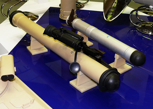 Компактный гранатомет «Бур» от КБП принят на вооружение