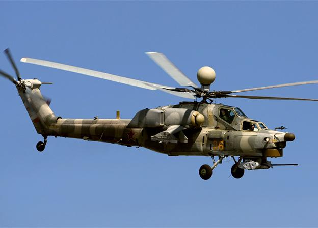 ستحصل المروحيات الروسية على شفرات مركبة
