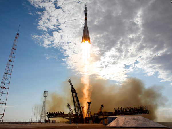 The engine for the Soyuz-2-1v rocket has successfully passed control tests