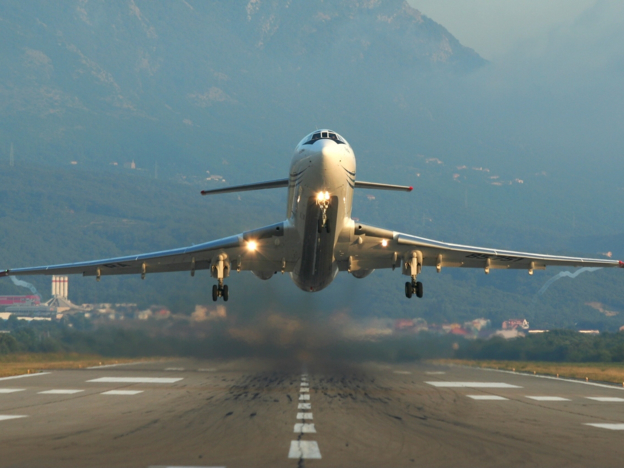 Эра воздушного транспорта